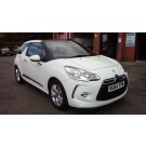 2015 64 Citroen DS3 1.2 DSign Plus Puretech 82ps