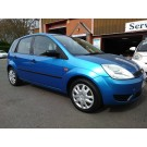 2005 05 Ford Fiesta 1.25 Style