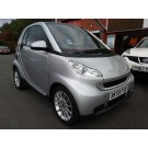 2009 59 Smart ForTwo Coupe 1.0 ( 71bhp ) Passion MHD Automatic