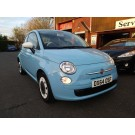 2014 64 Fiat 500 1.2 ( 69bhp ) ( s/s ) Colour Therapy