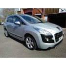 2011 61 Peugeot 3008 1.6HDi ( 112bhp ) FAP 6sp Exclusive