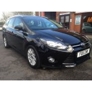 2011 11 Ford Focus 1.6TDCi ( 115ps ) Titanium Estate